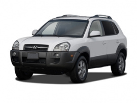 Photo 2008 Hyundai Tucson