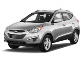 Photo 2011 Hyundai Tucson
