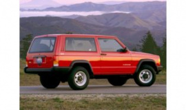 Photo 1999 Jeep Cherokee