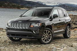 Photo 2017 Jeep Compass X