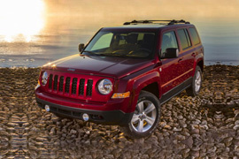 Photo 2017 Jeep Patriot X