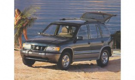 Photo 1999 Kia Sportage