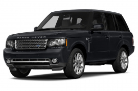 Photo 2012 Land Rover Range Rover