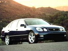 Photo 2000 Lexus  GS 400