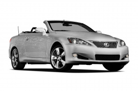 Photo 2010 Lexus IS 350C