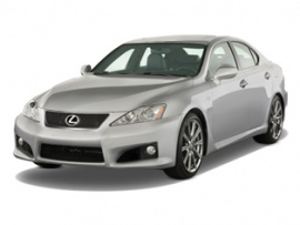 Photo 2009 Lexus IS-F