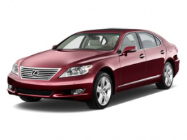 Photo 2010 Lexus LS 600h