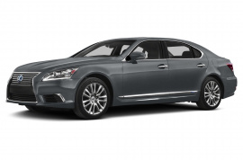 Photo 2011 Lexus LS 600h