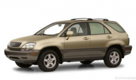 Photo 2001 Lexus  RX 300