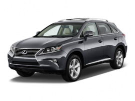 Photo 2007 Lexus RX 350