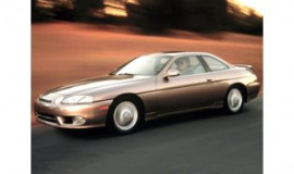 Photo 2000 Lexus  SC 400
