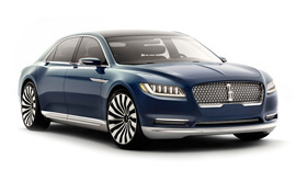 Photo 2017 Lincoln Continental