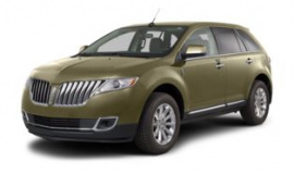 Photo 2013 Lincoln MKX