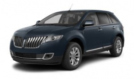 Photo 2014 Lincoln MKX