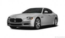 Photo 2009 Maserati Quattroporte