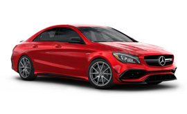 Photo 2017 Mercedes-Benz AMG CLA