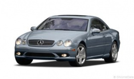 Photo 2004 Mercedes-Benz CL-Class