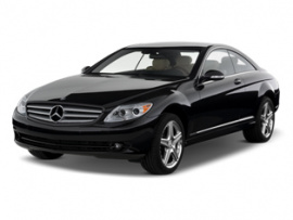 Photo 2010 Mercedes-Benz CL-Class