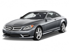 Photo 2013 Mercedes-Benz CL-Class