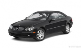 Photo 2003 Mercedes-Benz  CLK-Class