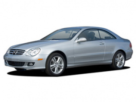 Photo 2007 Mercedes-Benz  CLK-Class