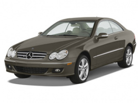 Photo 2008 Mercedes-Benz CLK-Class