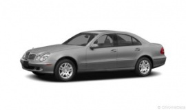 Photo 2003 Mercedes-Benz E-Class