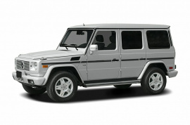 Photo 2004 Mercedes-Benz G-Class