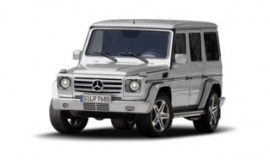 Photo 2009 Mercedes-Benz G-Class