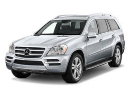 Photo 2010 Mercedes-Benz GL-Class