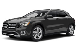 Photo 2018 Mercedes-Benz GLA 250