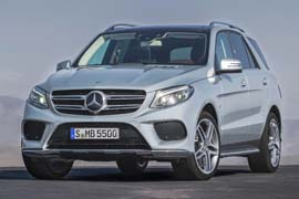 Photo 2016 Mercedes-Benz GLE-Class