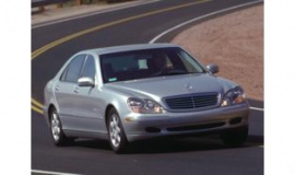 Photo 2001 Mercedes-Benz S-Class