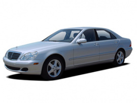 Photo 2002 Mercedes-Benz S-Class