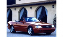 Photo 2000 Mercedes-Benz SL-Class