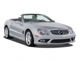 Photo 2007 Mercedes-Benz SL-Class