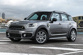 Photo 2018 MINI E Countryman