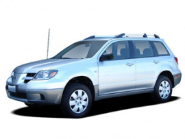 Photo 2004 Mitsubishi Outlander