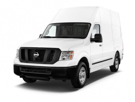 Photo 2014 Nissan NV Cargo NV2500 HD