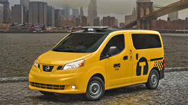 Photo 2016 Nissan NV200 Taxi