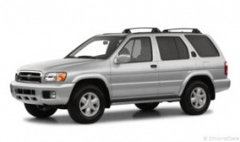 Photo 2001 Nissan Pathfinder