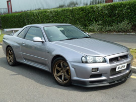 Photo 1998 Nissan R31-R34 Skyline 2dr
