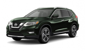 Photo 2018 Nissan Rogue Hybrid