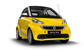 Smart Fortwo Electric Drive 0 60