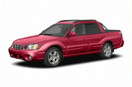 Photo 2004 Subaru  Baja