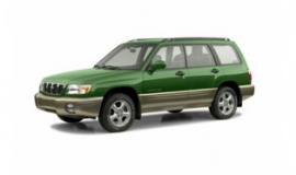 Photo 2002 Subaru Forester
