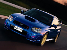 Photo 2004 Subaru  Impreza WRX STi