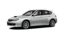 Photo 2010 Subaru  Impreza WRX STi