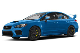 Photo 2018 Subaru WRX STI