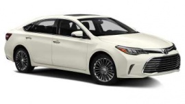 Photo 2016 Toyota Avalon Hybrid